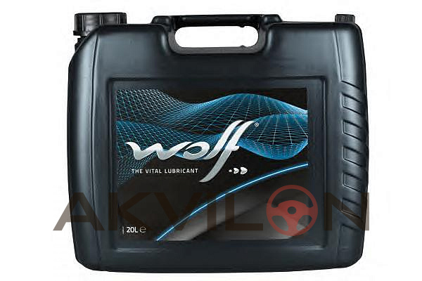 Масло трансм. синтетика WOLF OFFICIALTECH ATF DVI 20L WOLF 8303463